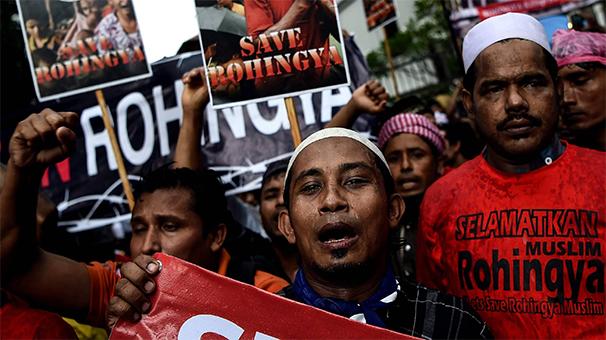 خشم جهانی از ادامه خشونت در میانمار