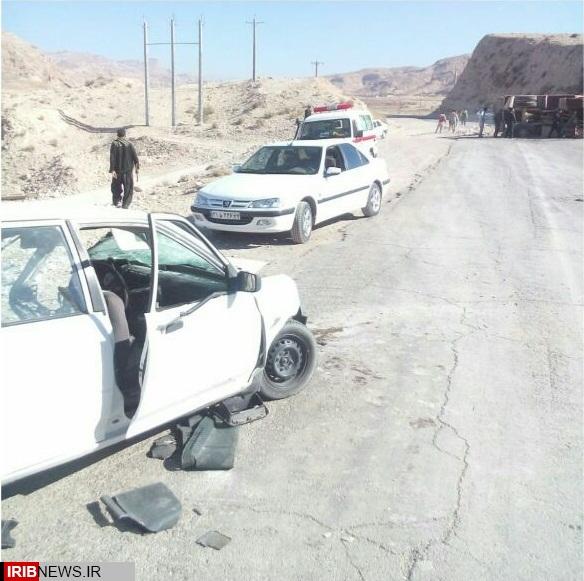 برخورد کامیون با پراید یک کشته و چهار مصدوم بر جای گذاشت