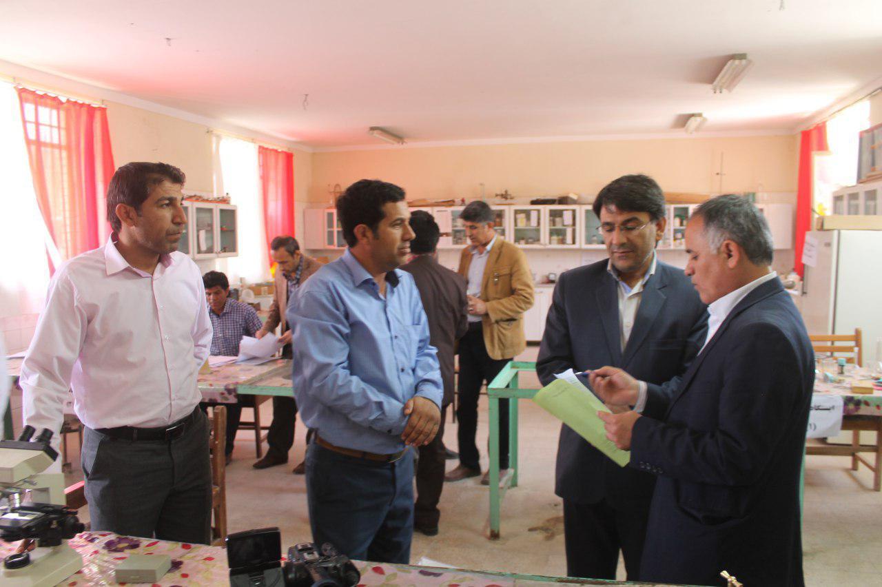 برگزاری جشنواره نوجوان خوارزمی متوسطه اول شهرستان کهگیلویه