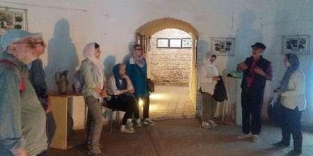 سفر گردشگران ایتالیایی به شهرستان گناباد
