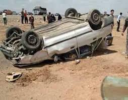 21مجروح درحوادث رانندگی در جاده های خراسان رضوی