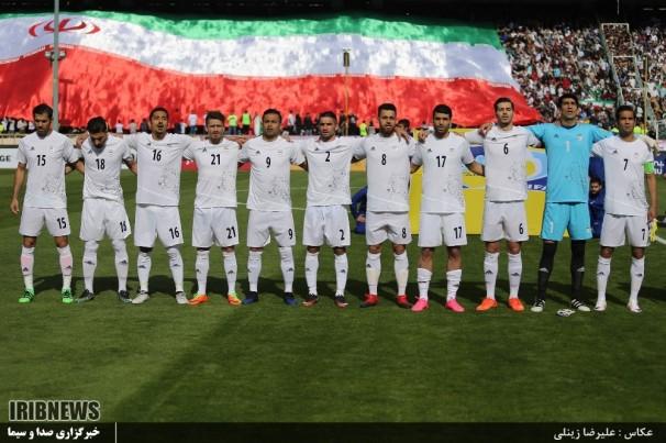 ایران نزدیکتر از همیشه به جام جهانی فوتبال + فیلم