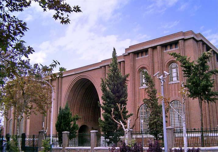 «موزه ملی ایران» از قدرت های گردشگری کشور است