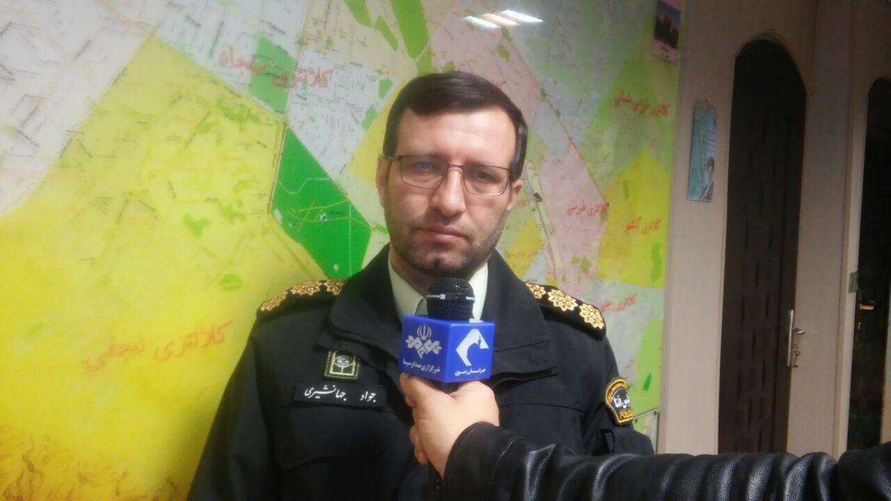 دستگیری عاملان راه اندازی درگاه جعلی پرداخت مالی در مشهد