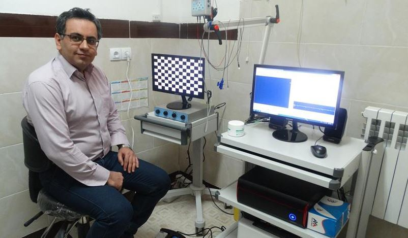 همت خیر کازرونی در تجهیز آزمایشگاه بیمارستان کازرون