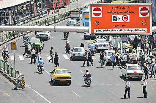 پلیس نظر مساعدی روی طرح جدید ترافیک ندارد