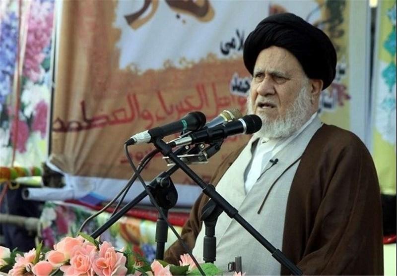 امام جمعه یاسوج خنثی شدن فتنه دشمنان با ولایتمداری ملت ایران