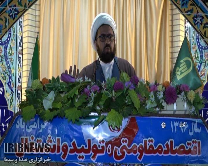 هشیاری مردم ایران، عامل شکست دشمنان