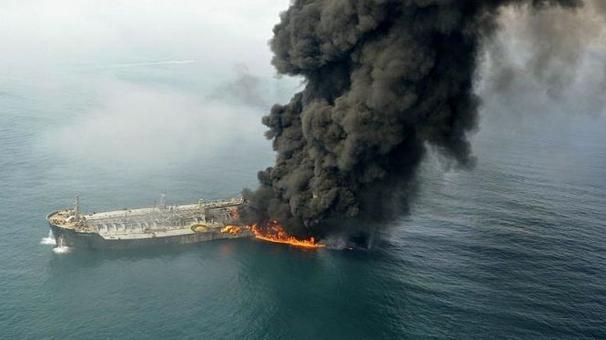 تجسس در نفتکش ایرانی تا ۱۵ ساعت دیگر آغاز میشود