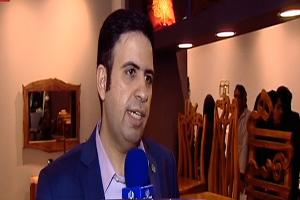 شهبازیان در مصاحبه با خبرگزاری صدا و سیما: ترکیبی از صنایعدستی بهروز و سنتی در غرفه خانه ایرانی