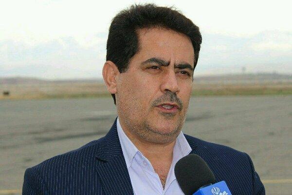 مدیرکل فرودگاه کرمانشاه: رشد 10 درصدی پروازهای فرودگاه کرمانشاه