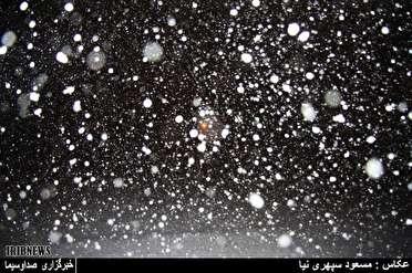 تعطیلی برخی مدارس تبریز به علت بارش برف