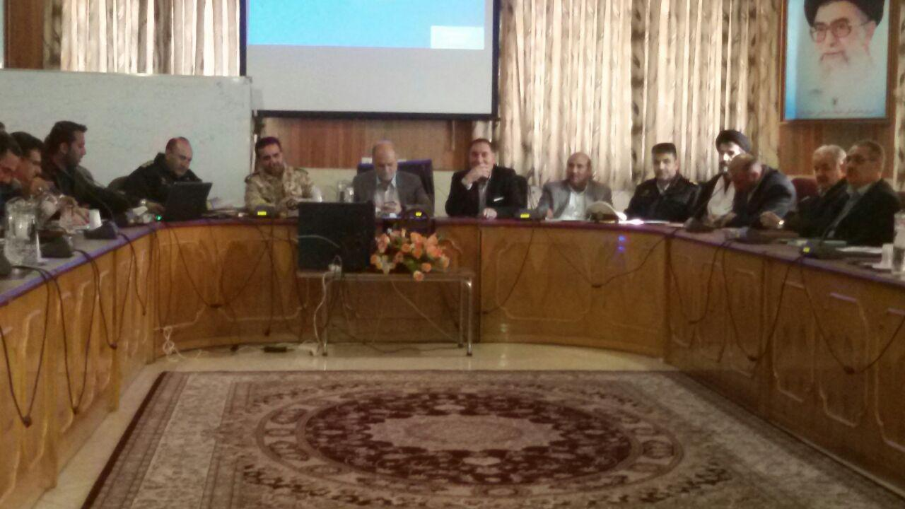 افتتاح ۲۶ طرح در دهه فجر در آباده