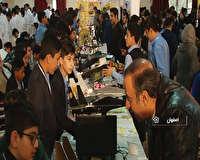 نمایشگاهی از توانمندی دانش آموزان اصفهانی + فیلم