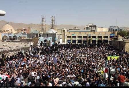اعلام مسیرهای راهپیمایی 22 بهمن