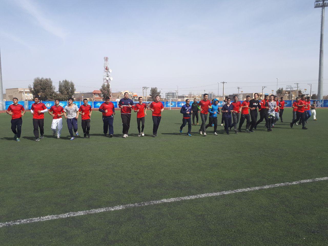 آغاز اردوی آمادگی تیم ملی جودو در سیرجان