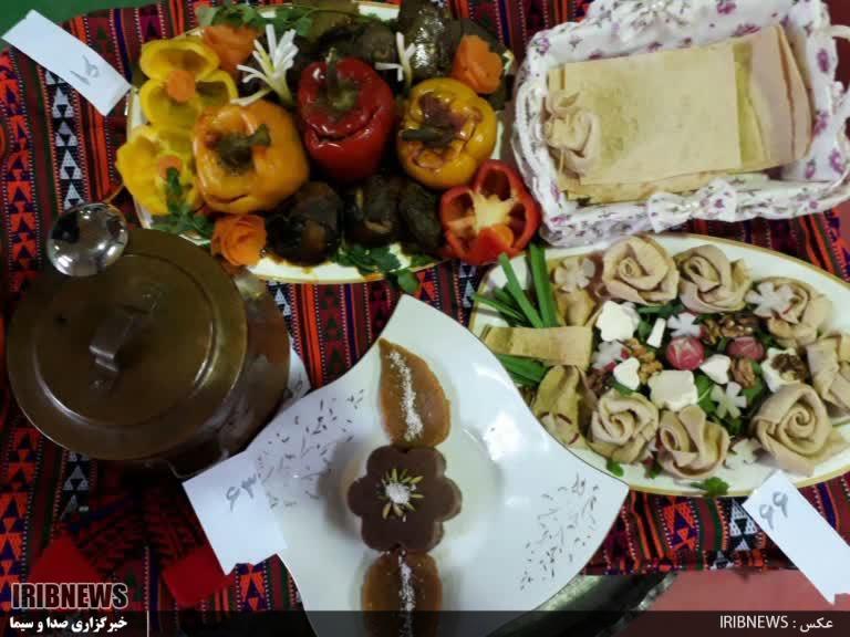 نخستین جشنواره غذاهای بومی - محلی زمستانی در شهر هشجین