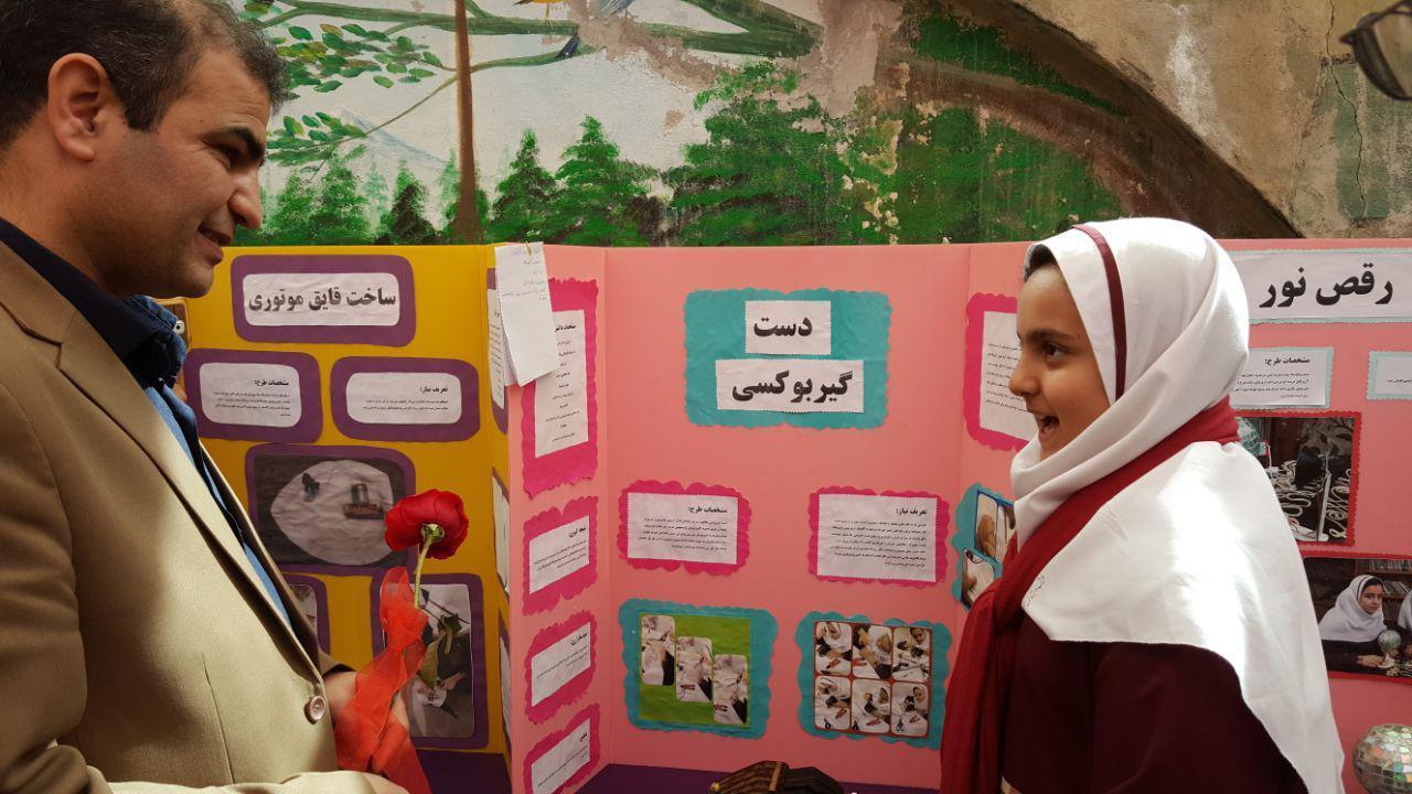 اجرای جشنوارهی دانش آموزی جابربن حیان در خراسان رضوی