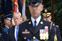 هزينه سي ميليون دلاري رژه نظامي مورد نظر ترامپ