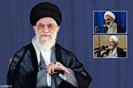 انتصاب نماینده ولی فقیه در سپاه و رئیس دفتر عقیدتی