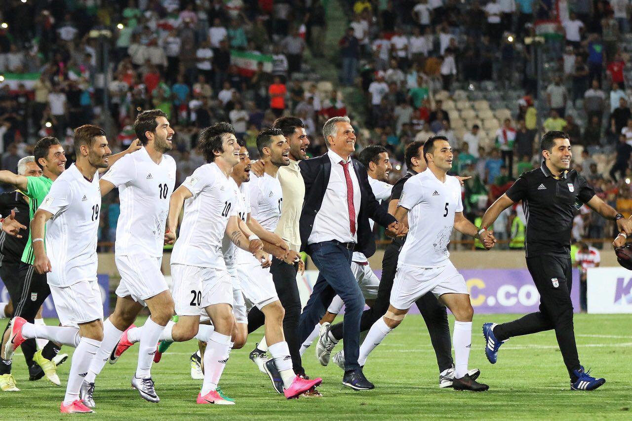 مشخص شدن زمان بدرقه تیم ملی فوتبال