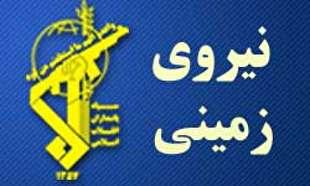 انهدام خودروی انتحاری و هلاکت تروریست ها در منطقه مرزی سراوان