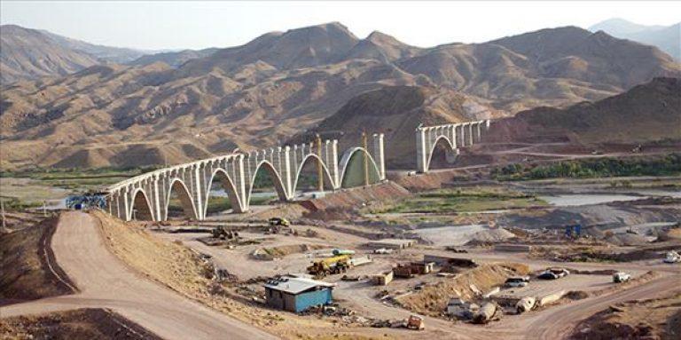 مسیری دیگر؛ قطار قزوین- رشت راه می افتد