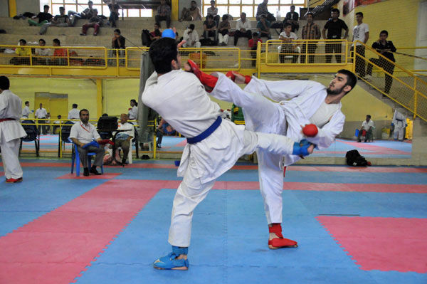 گیلان مسابقات کاراته