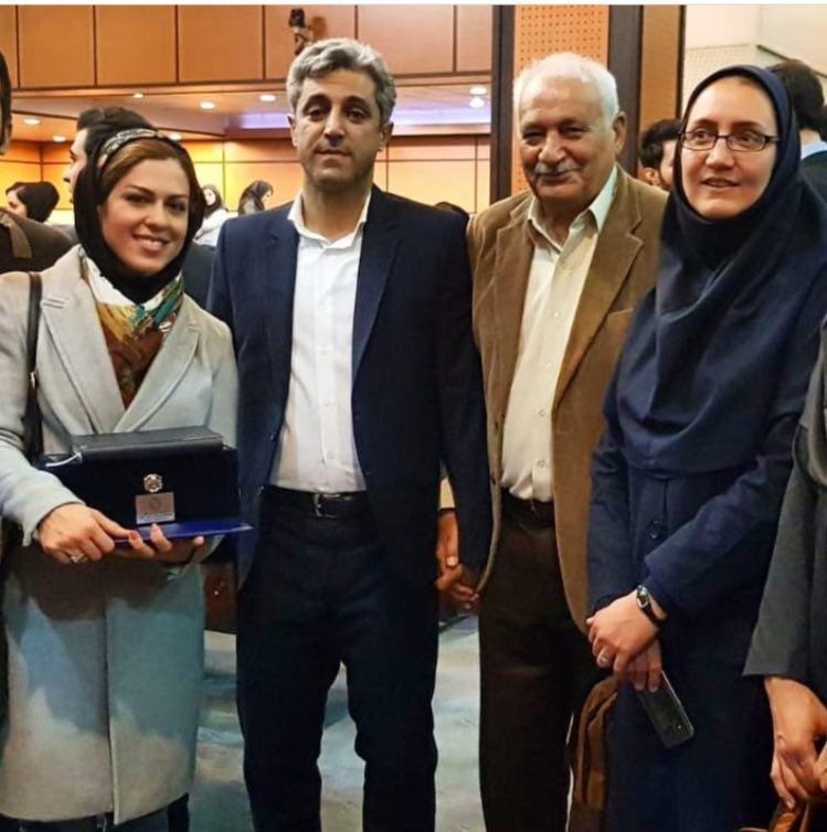 ورزشکار و مربی فارسی در بین برترینهای 96