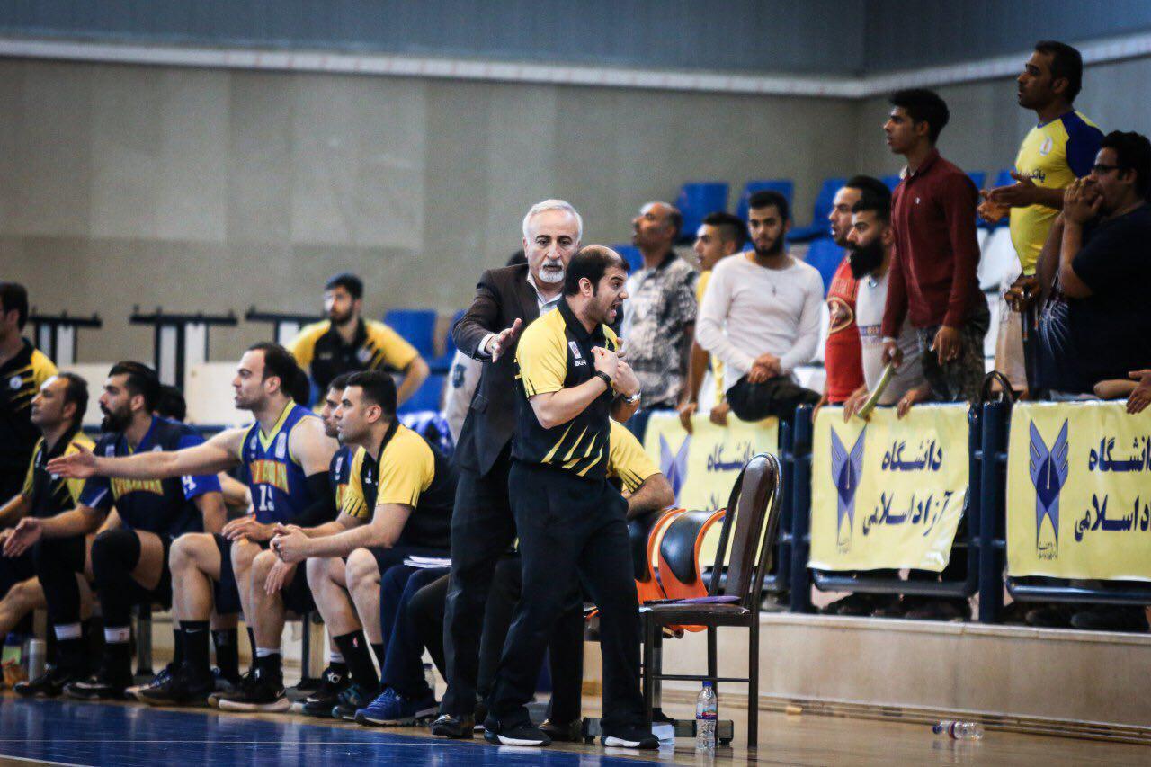 یک ماه بعد از اتمام لیگ برتر بسکتبال؛ سامری خواستار عذرخواهی داوران شد