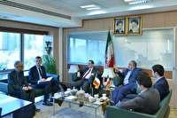 بانک فرانسوی آماده خدمات دهی به تجار ایرانی است
