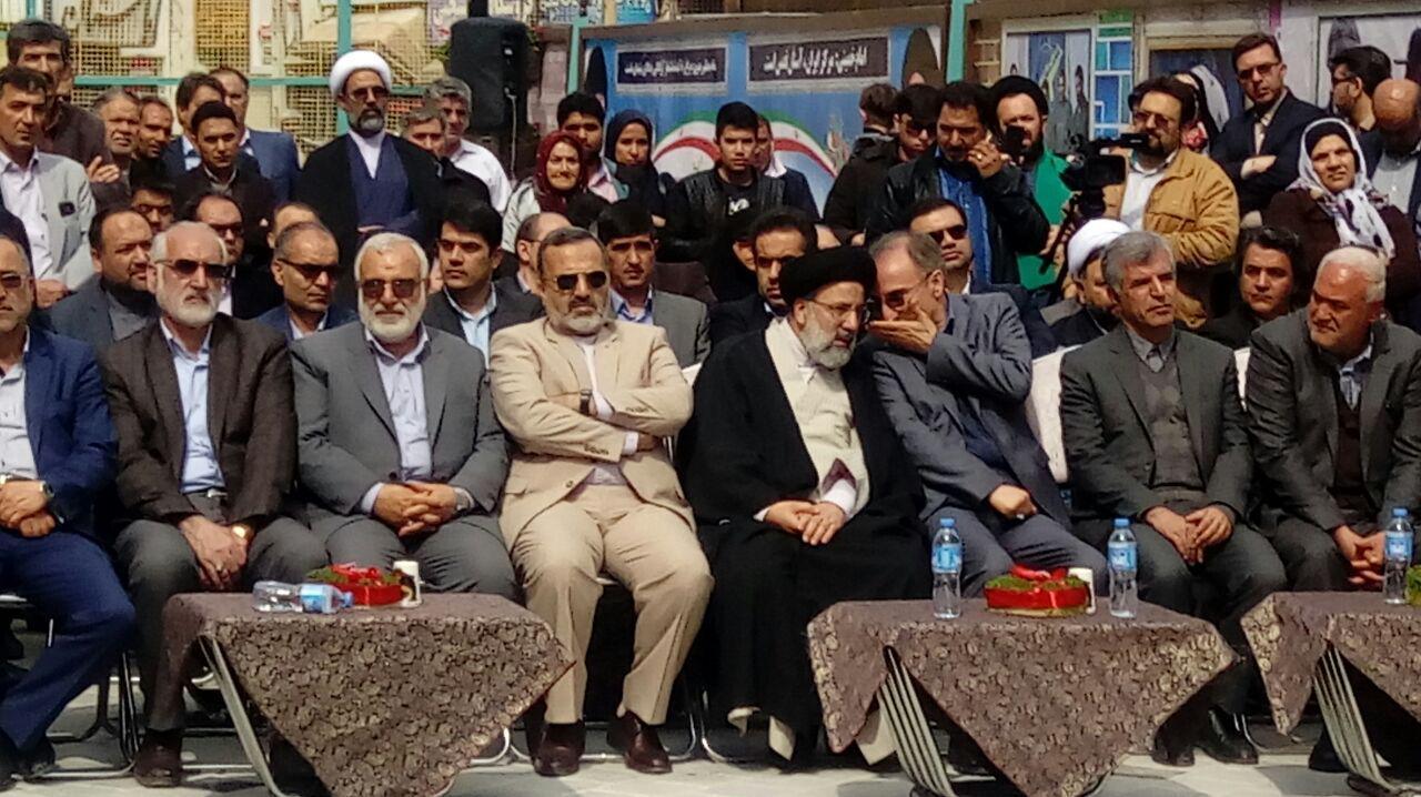 افتتاح خیابانی به نام آیتالله طبسی امروز در مشهد