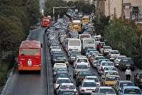 دو هزار و۵۲۹ خودرو با بیش از ۳۰ سال سن درتهران تردد می کند