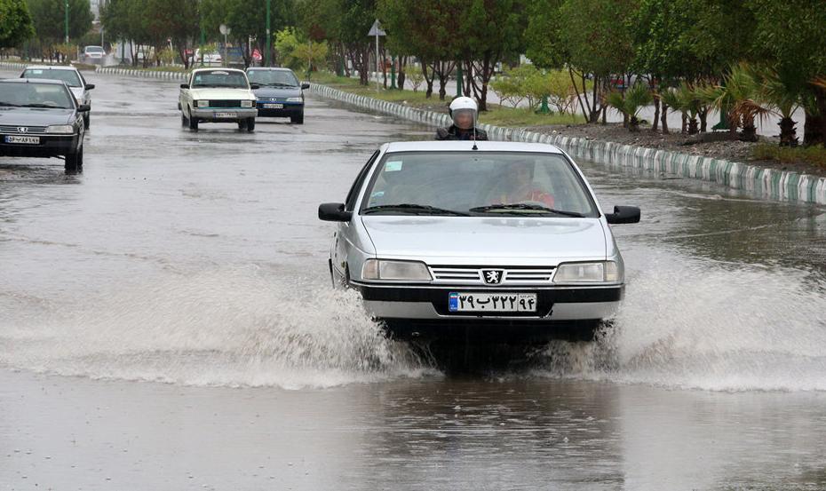 هشدار هواشناسی خراسان رضوی نسبت به آبگرفتگی معابر و سیلابی شدن مسیل ها