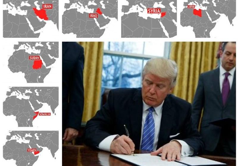 صد روز اول ریاست جمهوری ترامپ