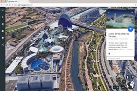 جهانگردی با گوگل ارث و دیدن تصاویر سه بعدی