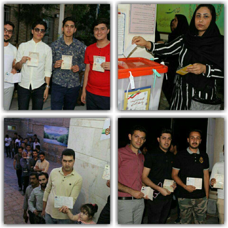 اعلام نتایج نهایی انتخابات شورای اسلامی شهر رُشتخوار