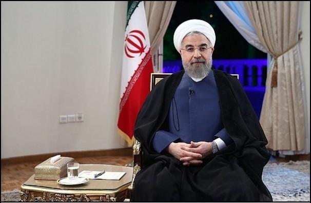 نتیجه تصویری برای گفتگوی روحانی با شبکه خبر