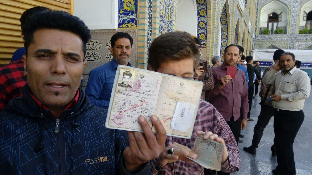 اعلام نتایج انتخابات شورای شهرهای خلیل آباد و درگز و تربت حیدریه