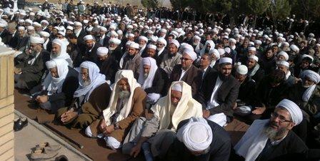 بیانیه جامعه اهل سنت تایباد در تحسین اراده و قدرت مردم در انتخابات