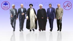 اولین مناظره انتخاباتی 6 نامزد ریاست جمهوری در رسانه ملی