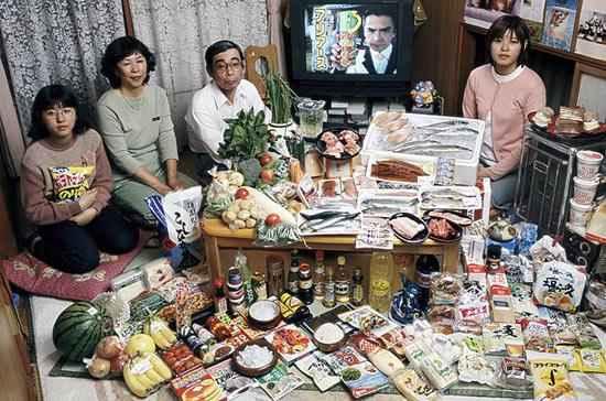 برنج راز طول عمر مردم ژاپن