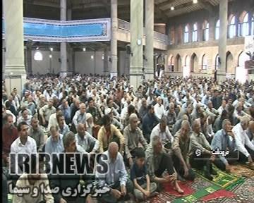 نماز جمعه امروز در شهرستان های فارس