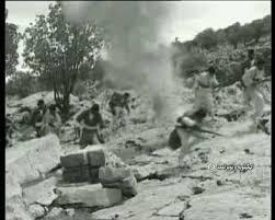 مبارزه عشایر بویراحمد در نبرد گجستان+فیلم