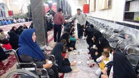 توزیع 700 سبد غذایی میان نیازمندان