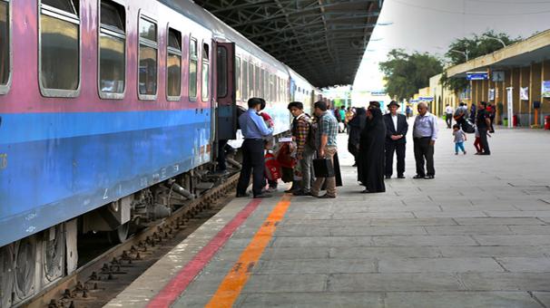 ایجاد بیش از ده میلیون صندلی برای سفرهای تابستانه با قطار