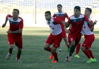 سه جلسه تمرین و بازی در ورزشگاه السد