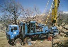 حفر چاه و ساخت مخزن آب در روستاهای باشت