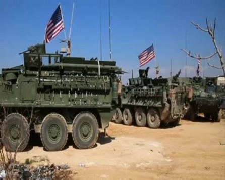 Afbeeldingsresultaat voor احداث بزرگترین پایگاه نظامی آمریکا در موصل