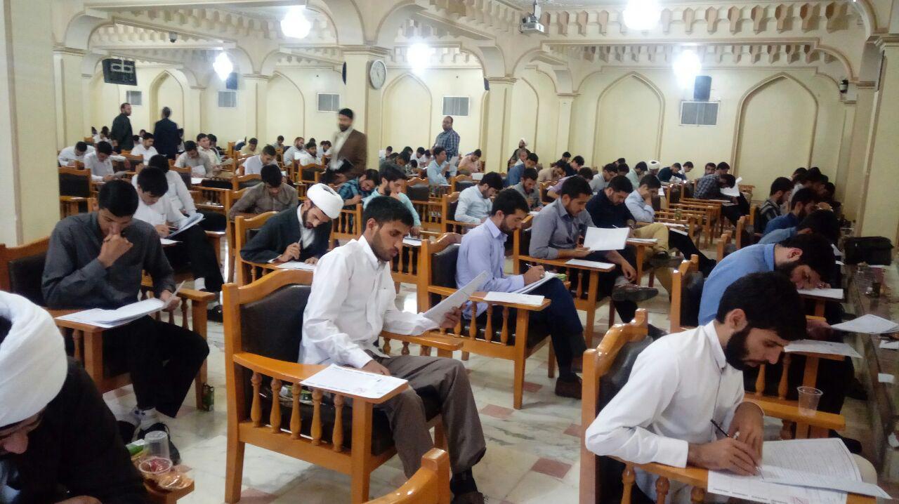 برگزاری آزمون ورودی دانشگاه علوم اسلامی رضوی در سراسرکشور
